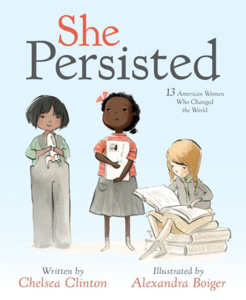 18 Inspiring Children's Books About Strong Girls & Women